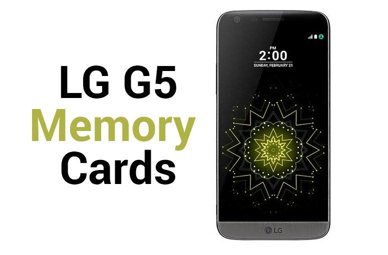 LG G5 Sd Card