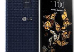 LG K8 Memory Card