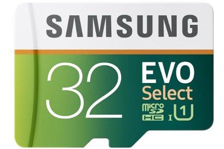 Samsung 32GB Evo Select Micro SDXC