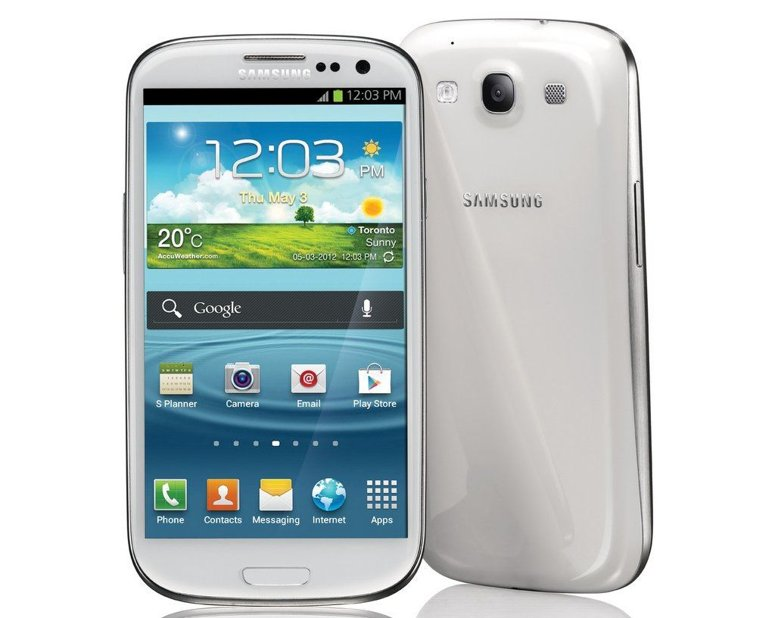 Samsung Galaxy S3 Memory Card