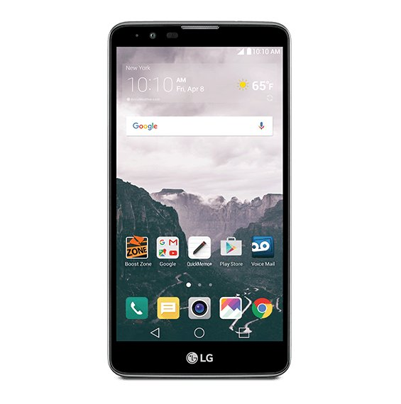 LG Stylo 2 Memory Card