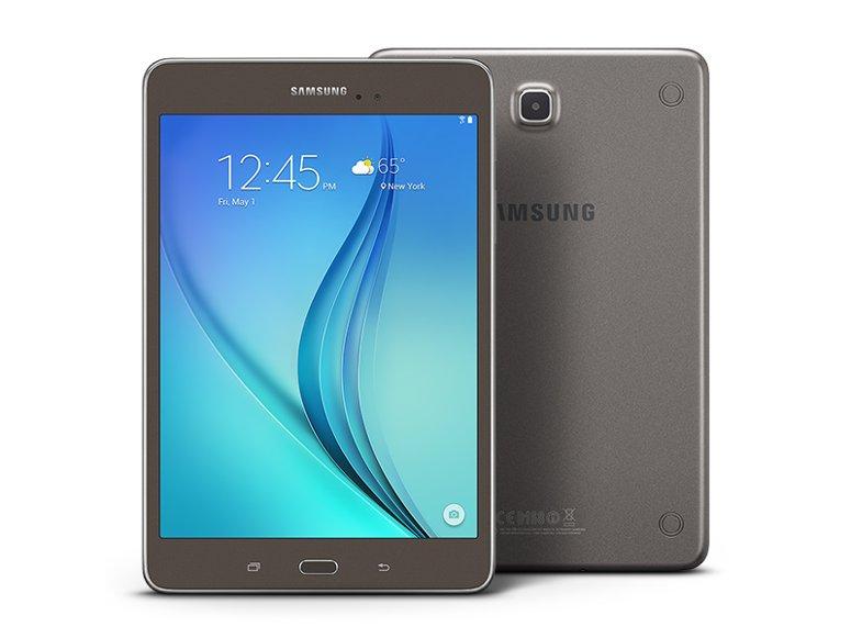Samsung Galaxy Tab A Memory Card