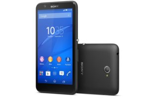 Sony Xperia E4 Memory Card