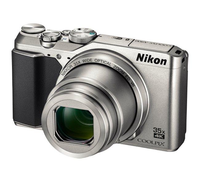 Nikon Coolpix A900 Memory Card