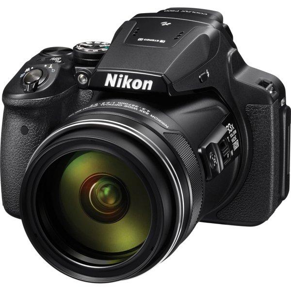 Nikon Coolpix P900 Memory Card