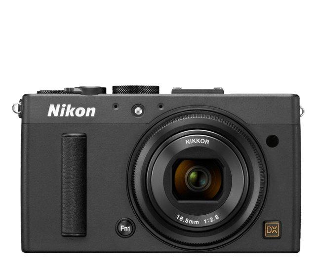 Nikon Coolpix A memory card