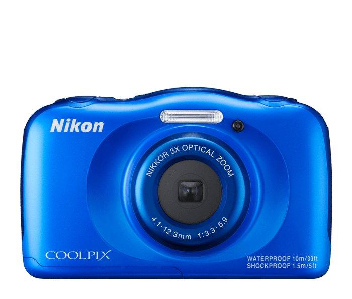Nikon Coolpix S33 Memory Card