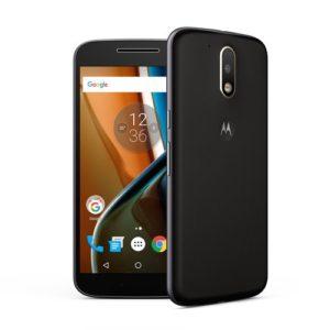 Motorola Moto G4 Memory Card