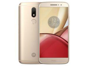 Motorola Moto M Memory Card
