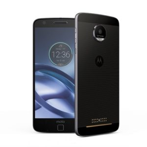 Motorola Moto Z Memory Card