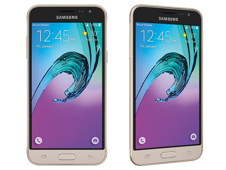 Samsung Galaxy J3 SD Card