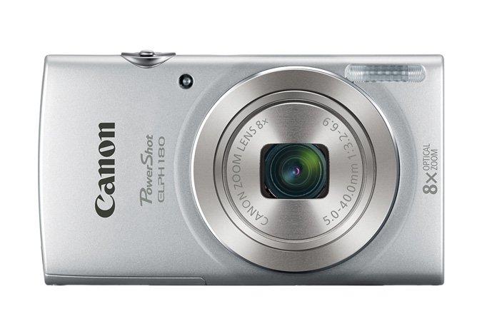 Canon Powershot Elph 180 Memory Card