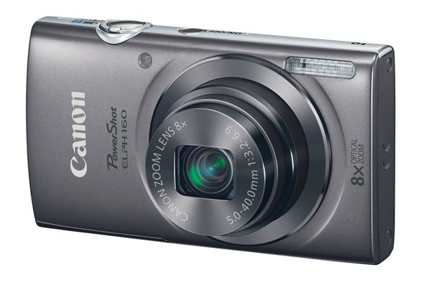 Canon Powershot Elph 160 Memory Card