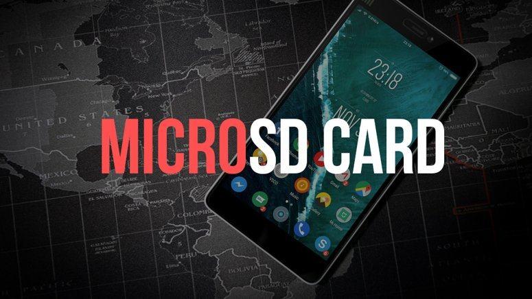 Best MicroSD Card 2017