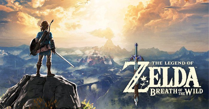 Legend of Zelda: Breath of the Wild Download Size
