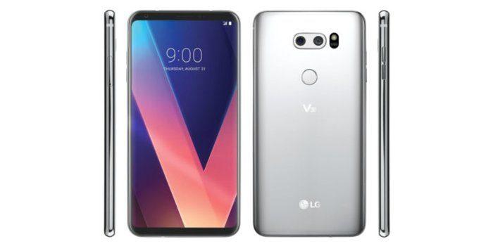 LG V30 SD Card
