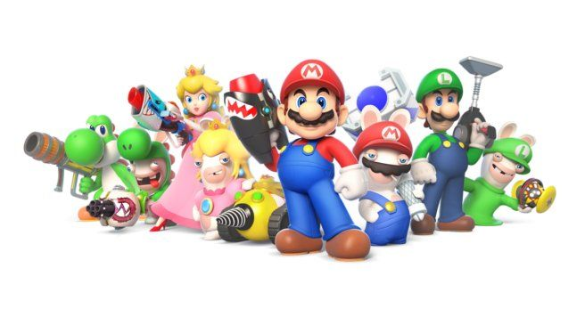 Mario + Rabbids Kingdom Battle Download Size